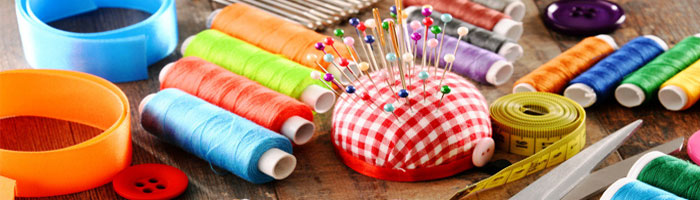 Декоративная швейная фурнитура